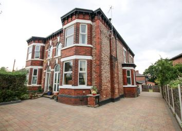 Thumbnail 6 bed semi-detached house for sale in Worsley Road, Swinton, Manchester