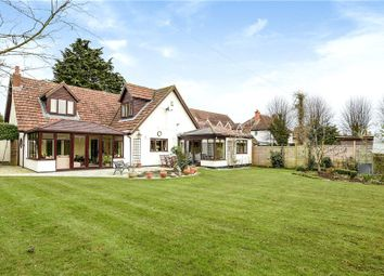 Thumbnail 5 bed detached house for sale in Upper Woodcote Road, Caversham Heights, Reading