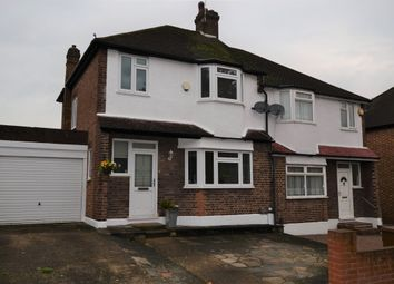 Thumbnail 3 bedroom semi-detached house for sale in The Avenue, Highams Park