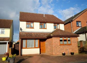 Thumbnail 4 bed detached house for sale in Fulfen Way, Saffron Walden, Essex