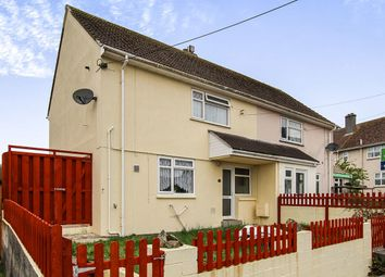 Thumbnail 2 bed semi-detached house for sale in Trelawney Road, St. Austell