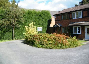 Thumbnail 2 bed semi-detached house to rent in Butterley Close, Dukinfield