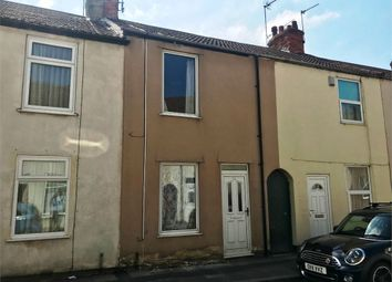 Thumbnail 2 bed terraced house for sale in Grafton Street, Worksop, Nottinghamshire