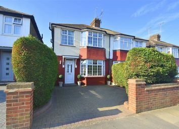 Thumbnail 3 bed semi-detached house for sale in Westover Road, St Peters, Kent