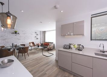 Thumbnail 3 bed flat for sale in Grange Walk, Bermondsey, London