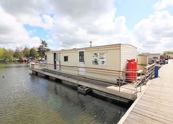 Thumbnail 2 bed houseboat for sale in Banks End, Wyton, Huntingdon