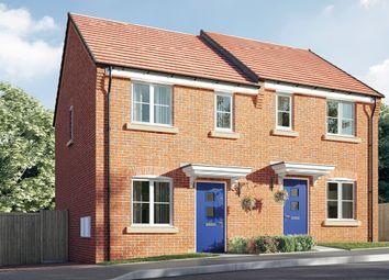 Thumbnail 2 bed semi-detached house for sale in Saints Quarter, Steelhouse Lane, Wolverhampton, West Midlands