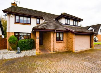 Thumbnail 5 bed detached house for sale in Langmuir Avenue, Irvine, North Ayrshire