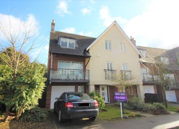 Thumbnail 5 bedroom semi-detached house for sale in Nursery Hill, Hitchin