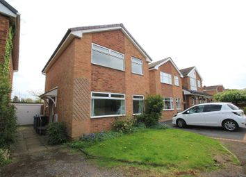 Thumbnail 3 bedroom detached house to rent in Easthall Close, Brewood, Stafford
