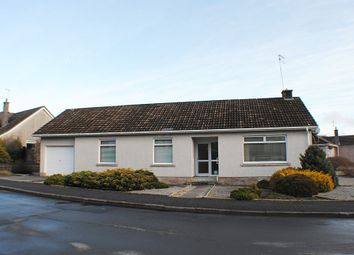 Thumbnail 3 bedroom detached bungalow for sale in St Andrew Drive, Castle Douglas