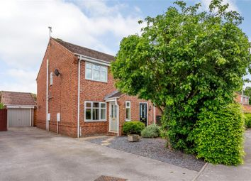 Thumbnail 2 bed semi-detached house for sale in Kendal Gardens, Tockwith, York
