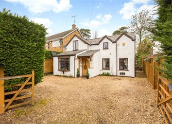 Thumbnail 3 bedroom detached house for sale in Lovel Road, Winkfield, Windsor, Berkshire