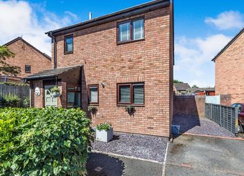 Thumbnail 3 bed detached house for sale in Colford Close, Droitwich