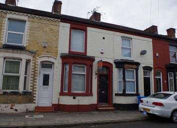 Thumbnail 3 bed terraced house for sale in Hinton Street, Kensington, Liverpool