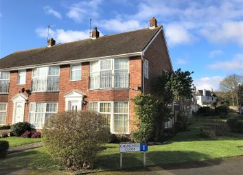 Thumbnail 3 bedroom end terrace house for sale in Churchill Close, Eastbourne