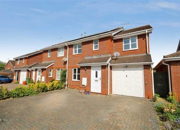 Thumbnail 4 bedroom semi-detached house for sale in Thetford Way, Taw Hill, Swindon
