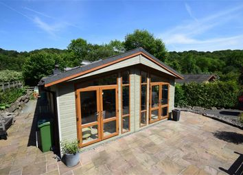 Thumbnail 2 bed lodge for sale in Lathkill Lane, Whatstandwell, Matlock