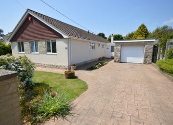 Thumbnail 4 bed detached bungalow for sale in Chestnut Avenue, Barton On Sea, New Milton