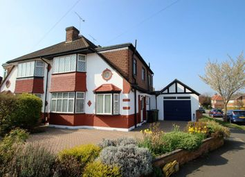 Thumbnail 4 bed property to rent in Seaforth Gardens, Stoneleigh, Epsom