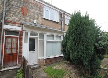 Thumbnail 2 bedroom terraced house to rent in Clovelly Avenue, Edgecumbe Street, Hull