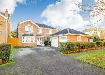 Thumbnail 4 bed detached house for sale in Heybridge Crescent, Caldecotte, Milton Keynes, Bucks