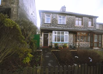 Thumbnail 2 bed semi-detached house for sale in Bacup Road, Rossendale