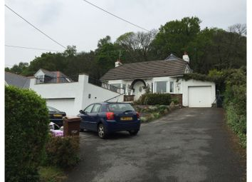 Thumbnail 4 bed detached house for sale in Rhyddyn Hill, Caergwrle