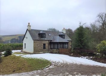 Thumbnail 2 bedroom detached house to rent in Ballintuim, Blairgowrie