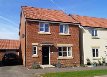 Thumbnail 4 bed detached house for sale in Spinners Road, Brockworth, Gloucester