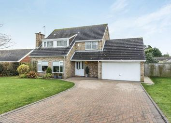 Thumbnail 4 bedroom detached house for sale in St Marys Park, Louth, Lincolnshire, .