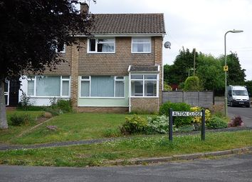 Thumbnail 3 bed semi-detached house to rent in Alton Close, Fair Oak, Eastleigh