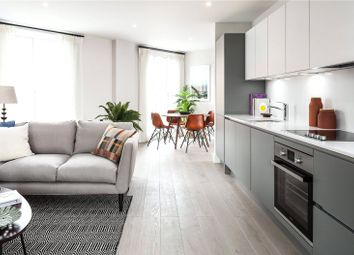 Thumbnail 1 bedroom flat for sale in Flat 2, 38 Stamford Road, Dalston, London