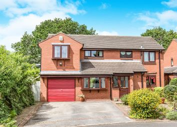 Thumbnail 5 bed detached house for sale in Wayland Close, Leeds