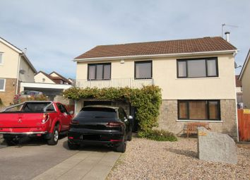 Thumbnail 5 bed detached house for sale in Nant Talwg Way, Barry