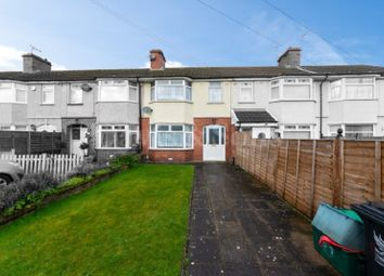 Thumbnail 3 bed terraced house for sale in Park Drive, Newport, Gwent.