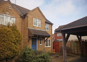 Thumbnail 3 bed end terrace house to rent in Tarka Close, Ash Brake, Swindon