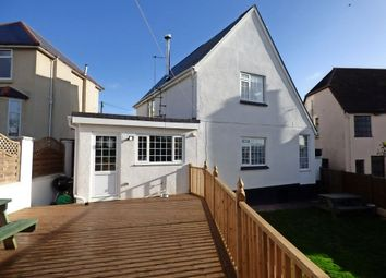 Thumbnail 4 bed detached house for sale in Cedar Road, Preston, Paignton TQ32Db