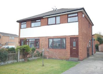Thumbnail 3 bed semi-detached house for sale in Gordale Close, Blackpool