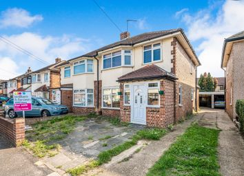 Thumbnail 3 bed semi-detached house for sale in Wells Gardens, Rainham