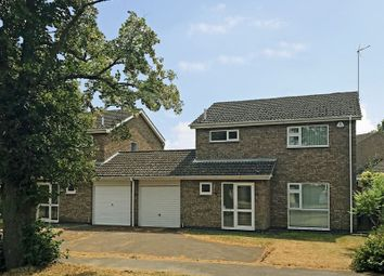 Thumbnail 4 bed link-detached house for sale in Sherwood Close, Stamford