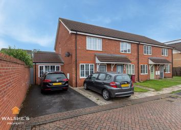 Thumbnail 2 bed terraced house for sale in Gadwall Way, Scunthorpe