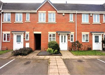 Thumbnail 2 bed terraced house for sale in Meyrick Road, West Bromwich