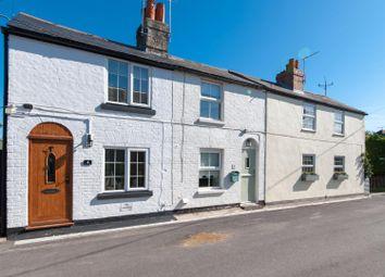 Thumbnail 2 bedroom terraced house for sale in The Street, Finglesham, Deal