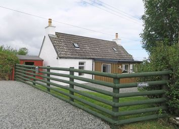 Thumbnail 2 bed cottage for sale in Broadford, Isle Of Skye