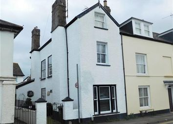 Thumbnail 4 bedroom end terrace house for sale in High Street, Topsham, Exeter