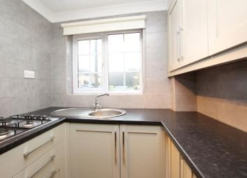 Thumbnail 1 bed terraced house to rent in Willoughby Court, Peterborough