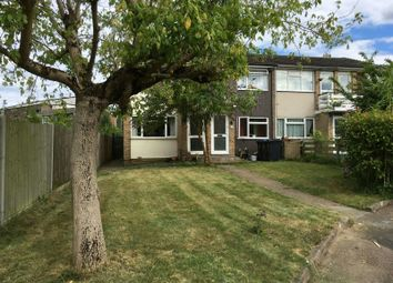 Thumbnail 2 bed maisonette to rent in Harrow Close, Chessington