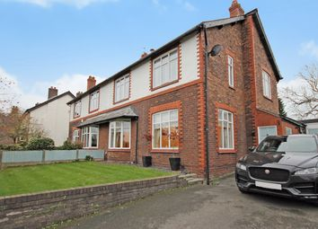 Thumbnail 4 bed semi-detached house for sale in Ackers Road, Stockton Heath, Warrington