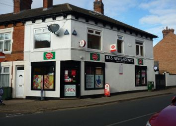 Thumbnail Retail premises for sale in 49-51 Canal Street, Leicestershire